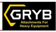 Attachments For        Heavy Equipment